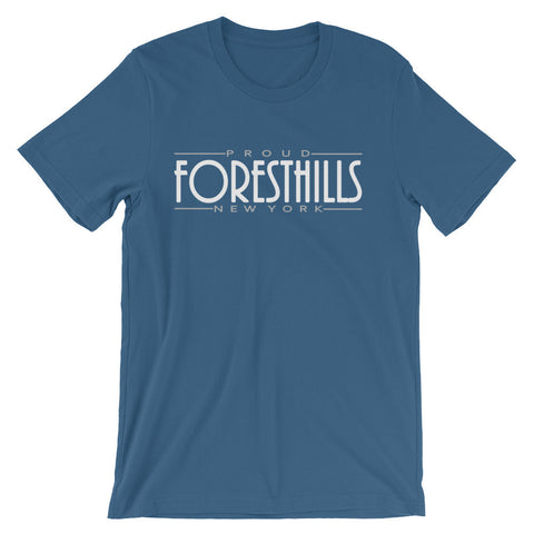 Forest Hills Classic Unisex short sleeve t-shirt