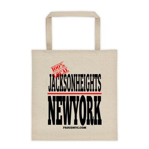 Jackson Heights Local Tote bag