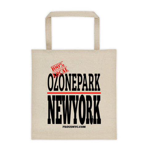 Ozone Park Local Tote bag