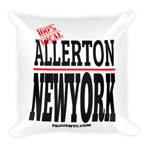 Allerton Local Square Pillow