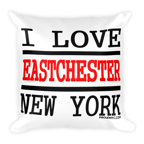 Eastchester Love Square Pillow