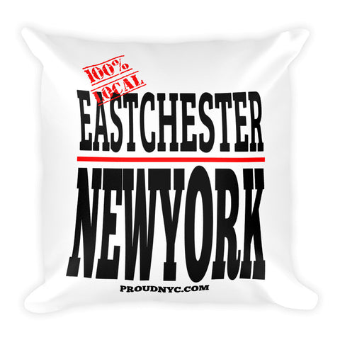 Eastchester Local Square Pillow