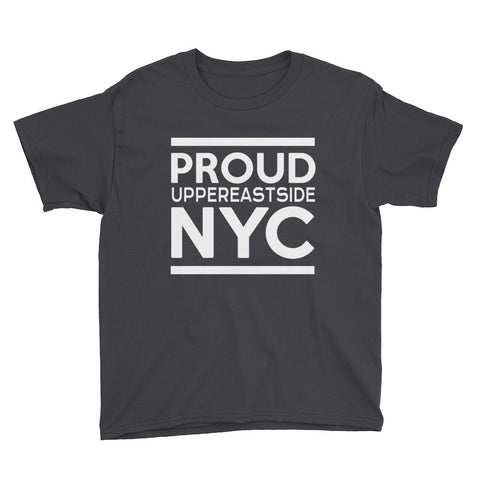 Upper East Side Youth Short Sleeve T-Shirt