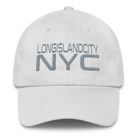 Long Island City Cotton Cap