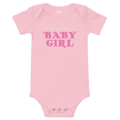 Howard Beach Baby Girl Bodysuit