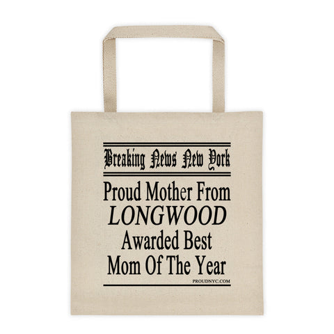 Longwood Best Mom Tote bag