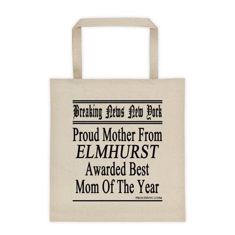 Elmhurst Best Mom Tote bag