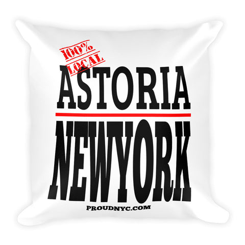 Astoria Local Square Pillow
