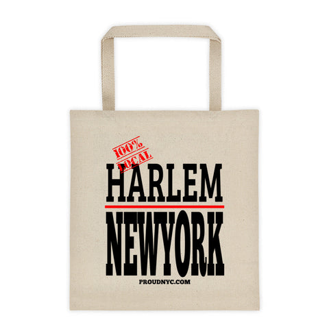 Harlem Local Tote bag