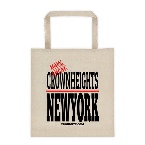 Crown Heights Local Tote bag