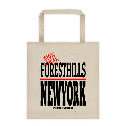 Forest Hills Local Tote bag