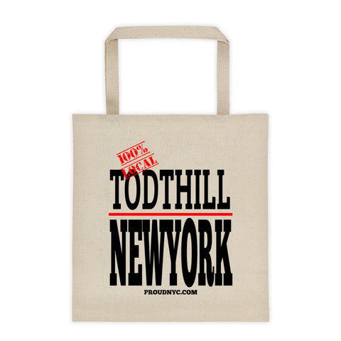 Todt Hill Local Tote bag