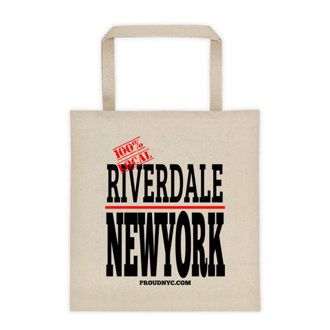 Riverdale Local Tote bag