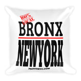Bronx Local Square Pillow