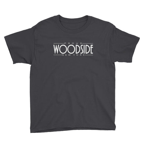 Woodside Classic Youth Short Sleeve T-Shirt