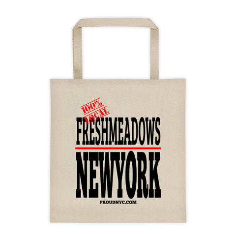 Fresh Meadows Local Tote bag