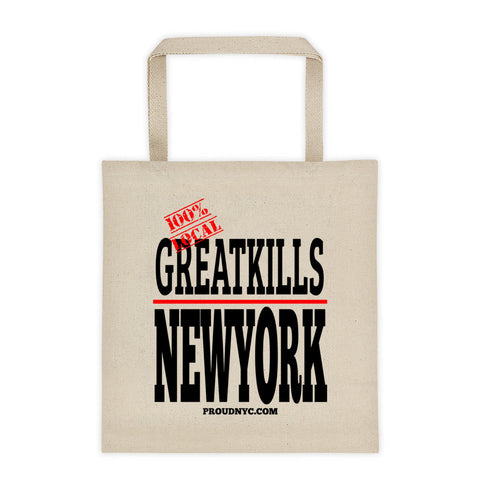 Great Kills Local Tote bag