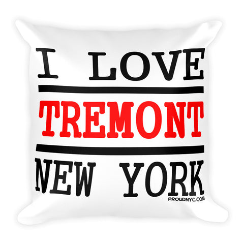 Tremont Love Square Pillow
