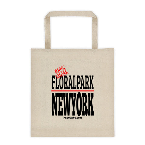 Floral Park Local Tote bag