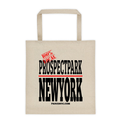 Prospect Park Local Tote bag