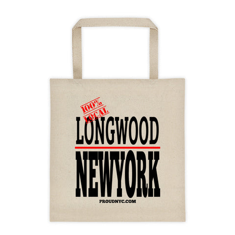 Longwood Local Tote bag