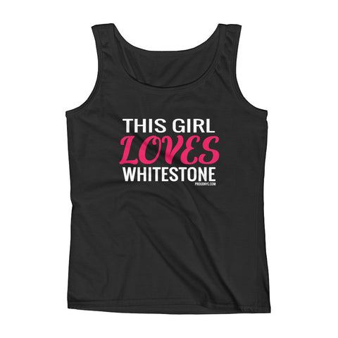 Whitestone Loves Ladies' Tank
