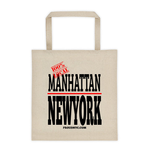 Manhattan Local Tote bag