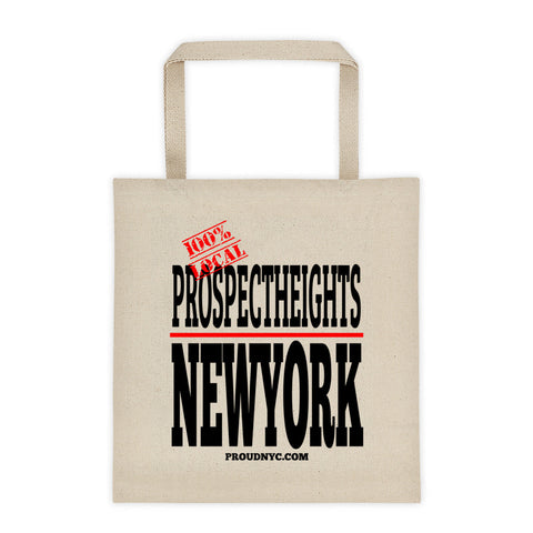 Prospect Heights Local Tote bag