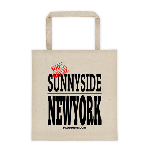 Sunnyside Local Tote bag