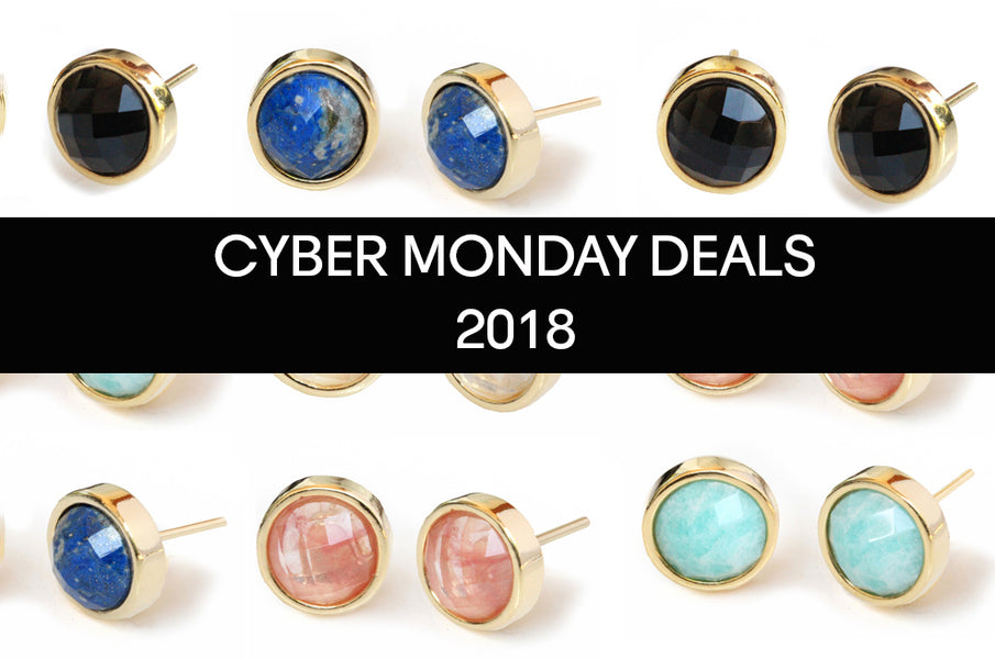 Top 12 Cyber Monday Jewelry Deals & Sales 2018