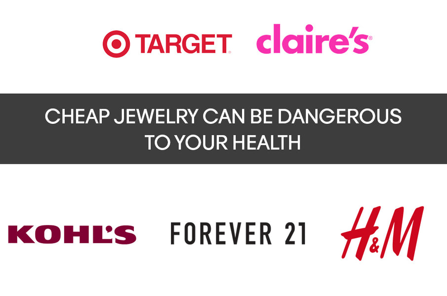 Cheap Fashion Jewelry Can Be Dangerous To Your Health
