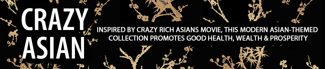 Crazy Asian Collection by Sonia Hou Jewelry