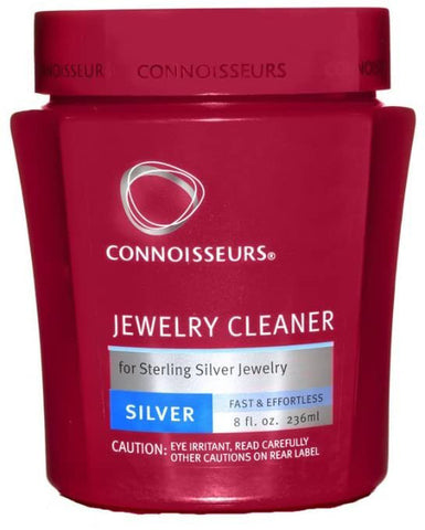 Connoisseurs Silver jewelry cleaner referred by Sonia Hou Jewelry