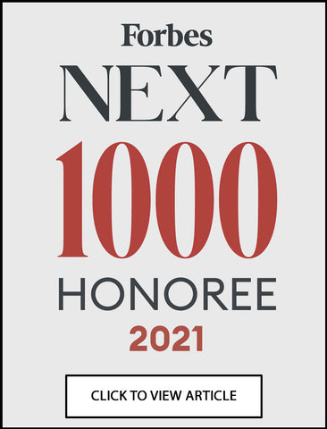 Sonia Hou Jewelry featured on Forbes Next 1000 List