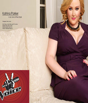 NBC'S THE VOICE Katrina Crawford Wearing SONIA HOU Jewelry