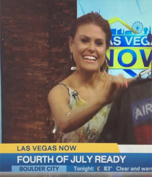 LAS VEGAS 8 NOW LOCAL NEWS CBS KLAS-TV X SONIA HOU JEWELRY
