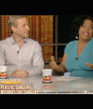 ABC's THE VIEW Co-host Sherri Shepherd Wearing ANGEL earrings by SONIA HOU Jewelry