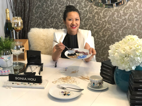 Sonia Hou Is One Of The Top 5 Celebrity Jewelry Designers