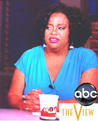 SONIA HOU Jewelry's celebrities / press exposure includes Sherri Shepherd from ABC's The View