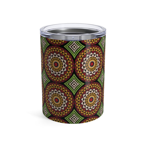 Flow by Tara Davis Medallion Tumbler Drinkware - Flow by Tara Davis