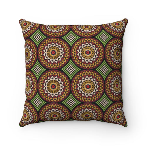 Flow by Tara Davis Medallion Pillow - Flow by Tara Davis