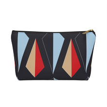 Flow by Tara Davis  Geo Kite Black Makeup Bag - Flow by Tara Davis