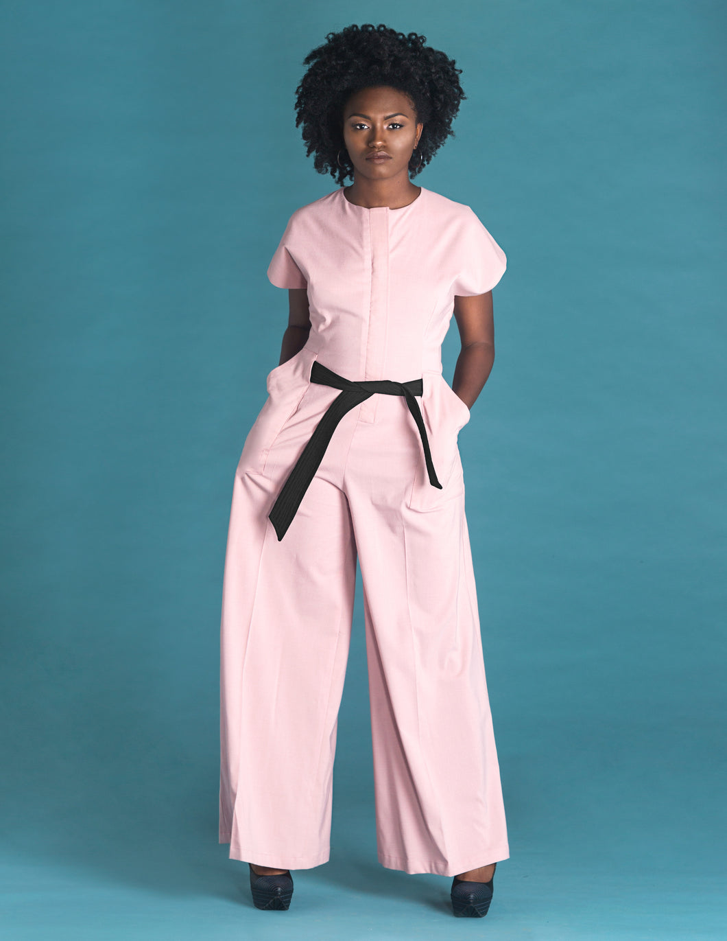 Short Sleeve Jumpsuit - Flow by Tara Davis