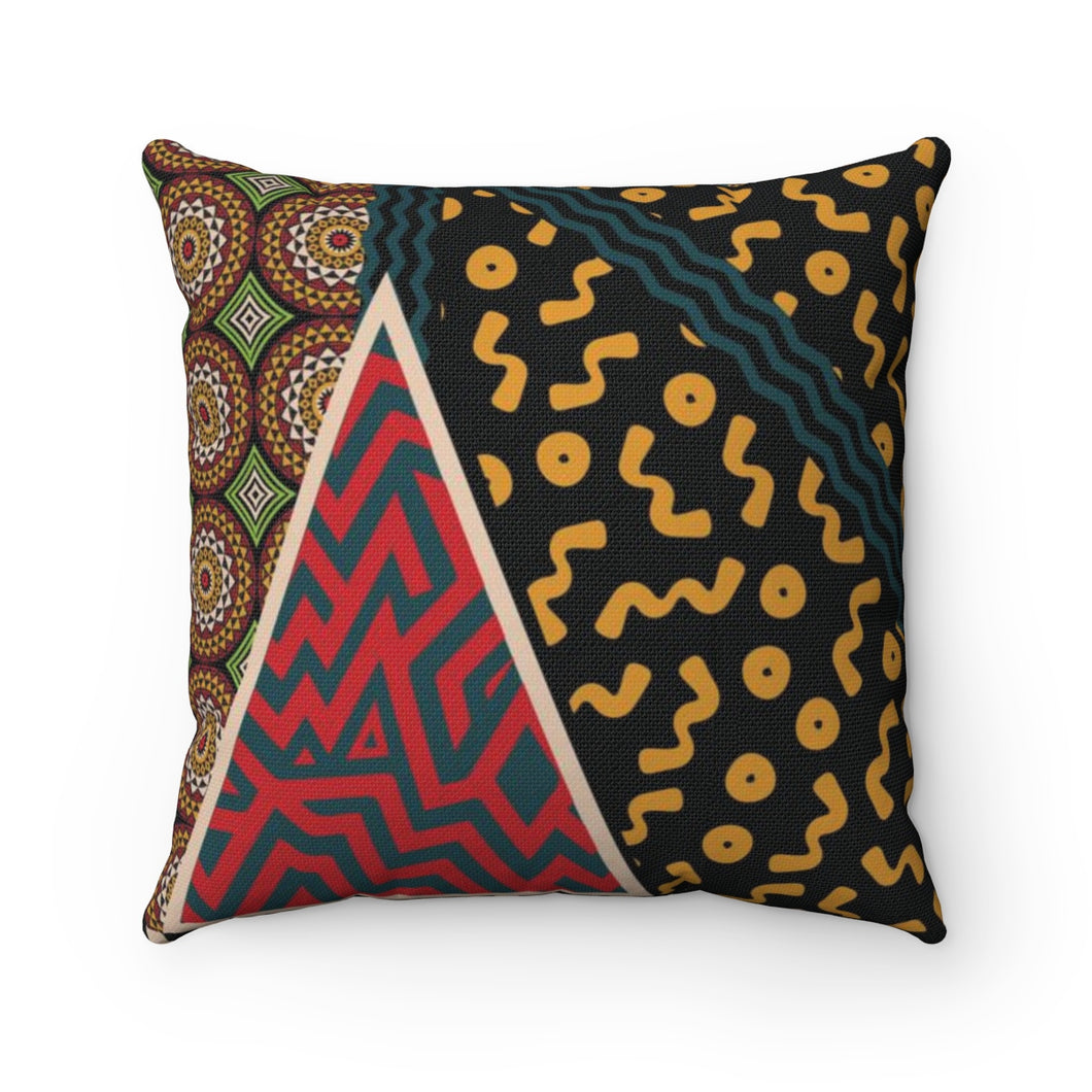 Flow by Tara Davis Tribal Pillow - Flow by Tara Davis