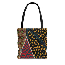 Tribal Print by Flow by Tara Davis Tote Bag - Flow by Tara Davis
