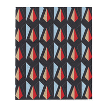 Flow by Tara Davis Throw Blanket