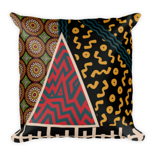 Tribal Pillow by Flow by Tara Davis