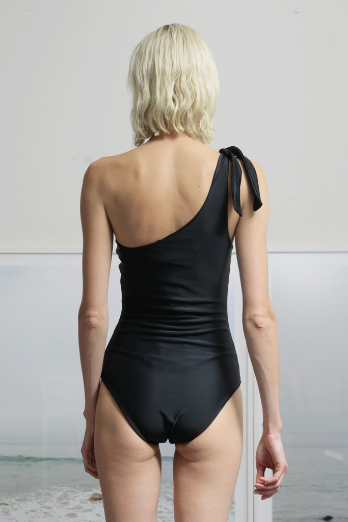 POSITANO SUIT - BLACK