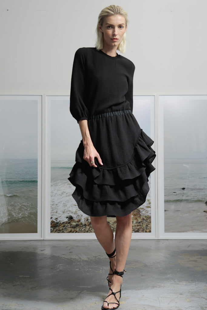 VENUS DRESS - BLACK