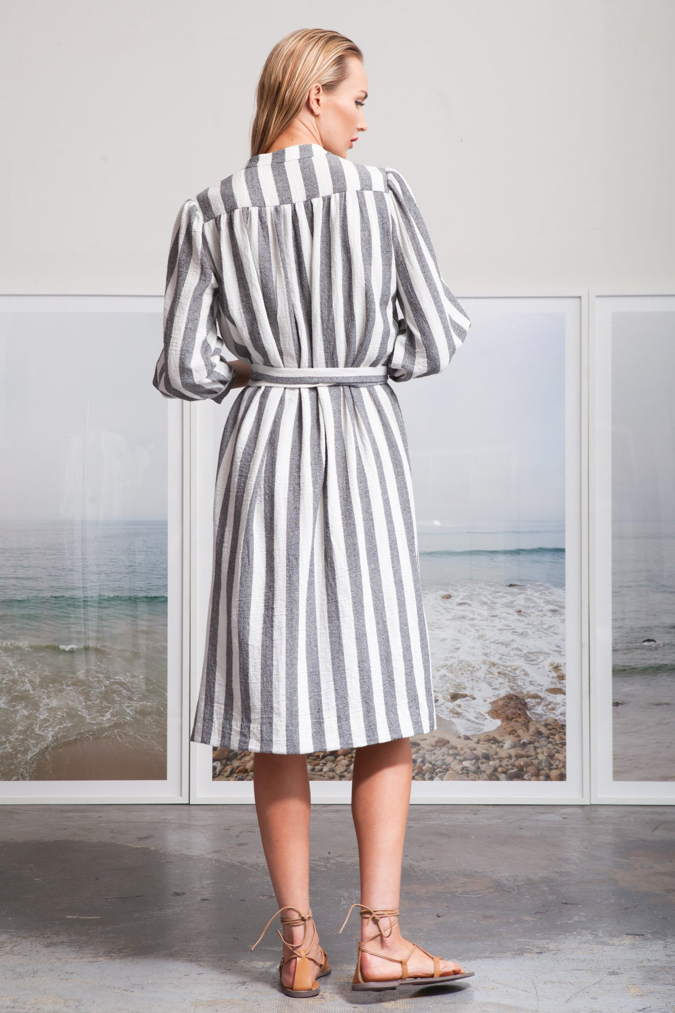 MARISH DRESS - SUMMER STRIPE